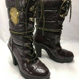 Baby Phat Womens Ankle Boots Ariana Size US 6.5